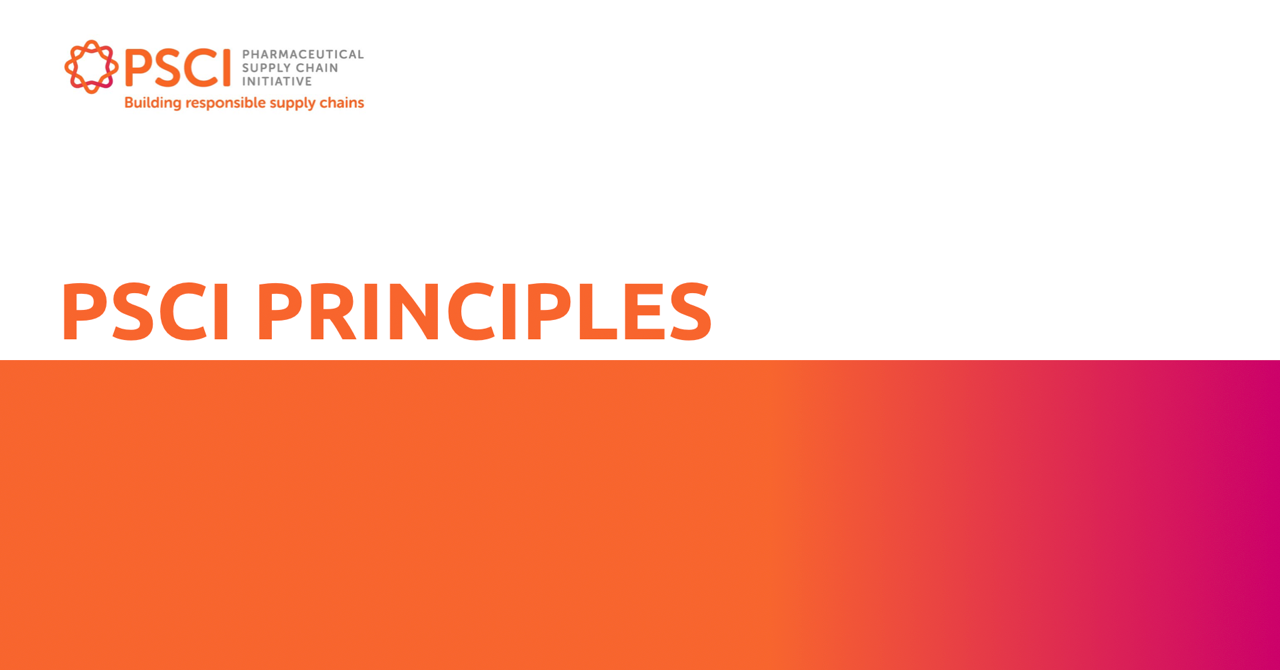 The PSCI Principles