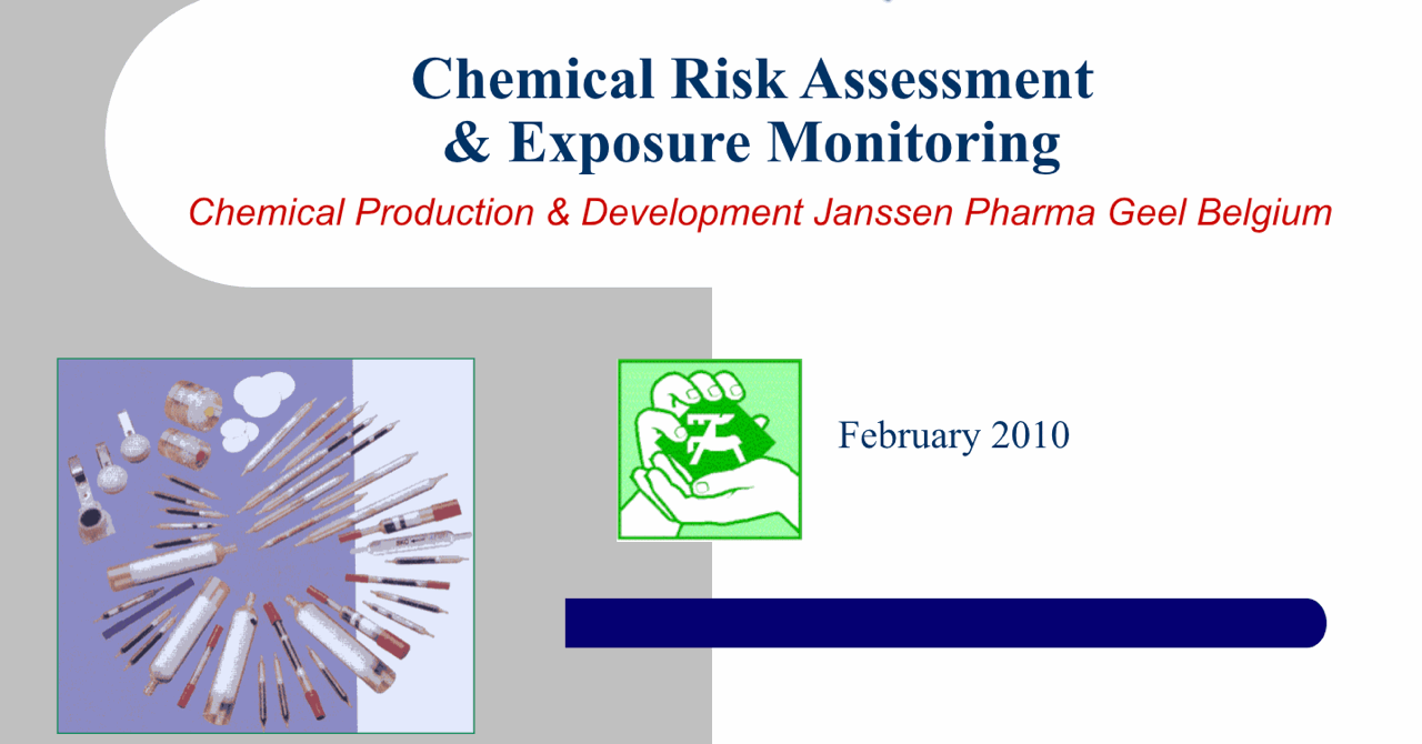 Example Risk Assessment and Monitoring Program CP